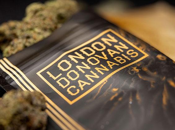 Lond Donovan Cannabis