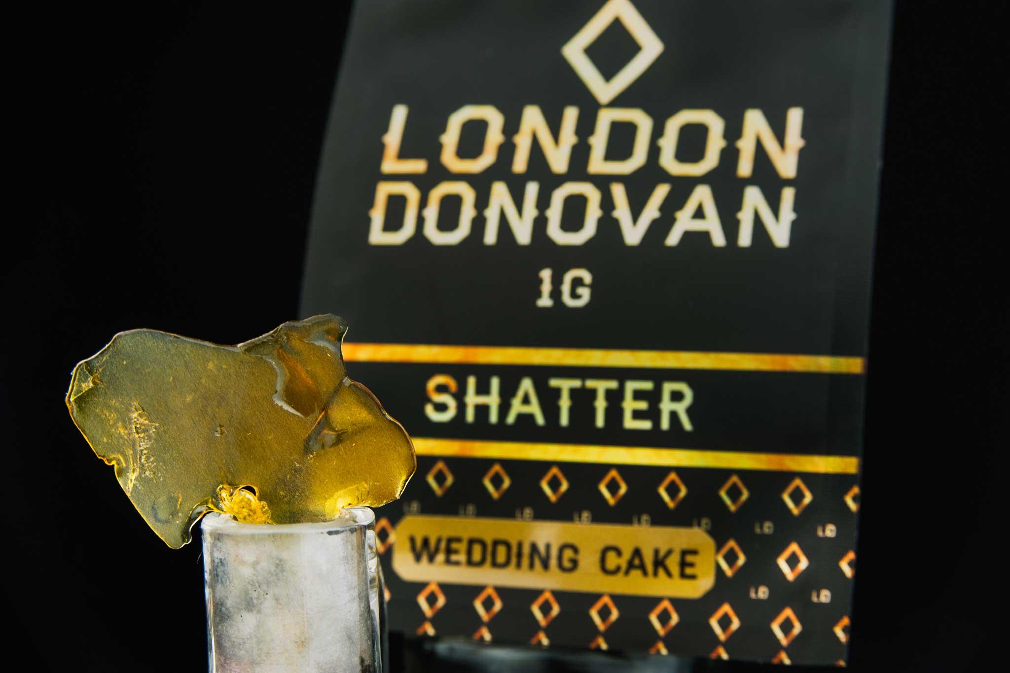 London Donovan Premium Shatter