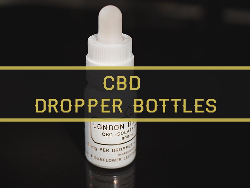 London Donovan CBD Isolate Tinctures