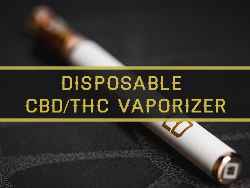 London Donovan Disposable CBD THC Vaporizer