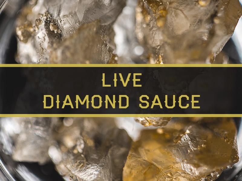 London Donovan Live Diamond Sauce