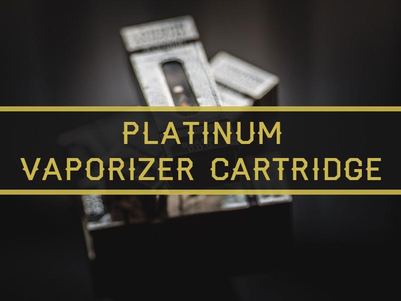 Platinum Vaporizer Cartridge